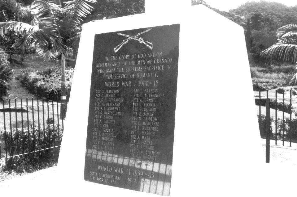 Beverley A  Steele: How Grenada Won World War II