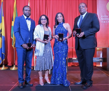 Caribbean Award for Excellence pic 2