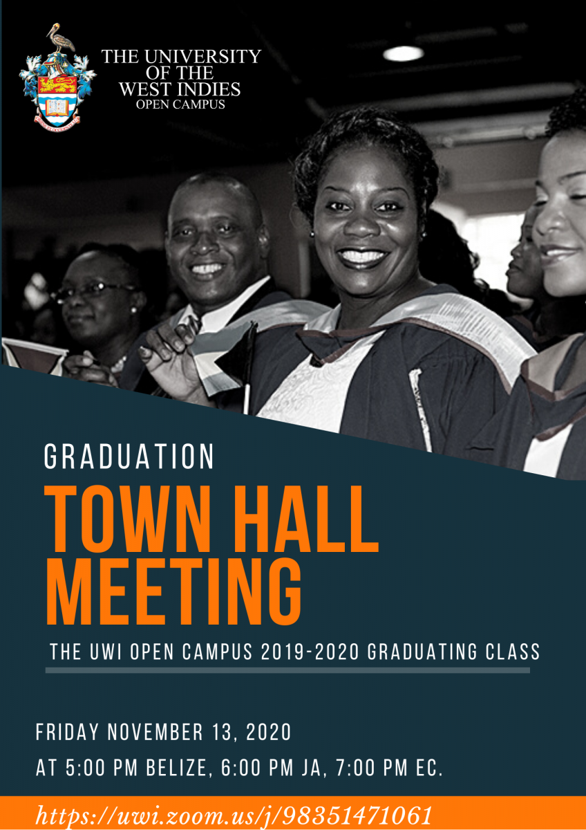 Graduation Townhall Meeting