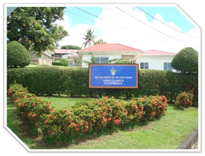 The Open Campus in St Lucia  Open Campus